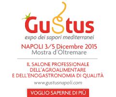 """La Contra espositore al """"Gustus"""" di Napoli"""