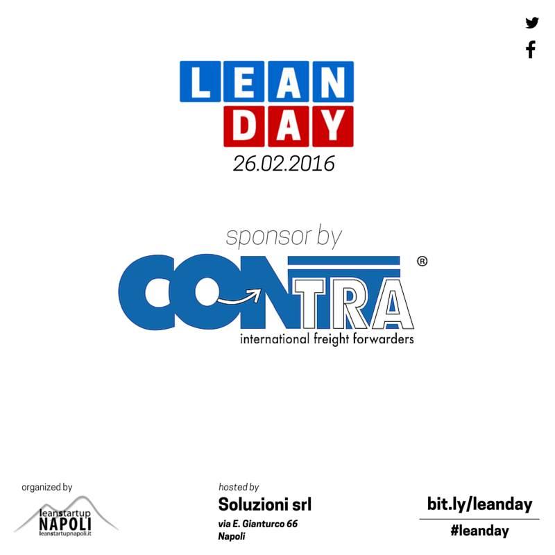 Lean Day, la Con-tra Spa sponsorizza la partecipazione di alcuni giovani di Scampia