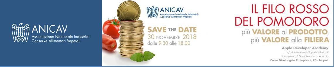 Contra presente all'evento Il Filo Rosso del Pomodoro – 30 Novembre, Napoli